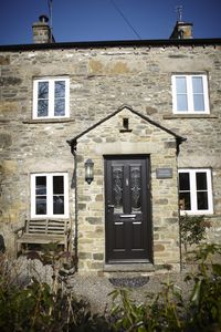 Photo for Chapel Cottage -Central Kirkby Lonsdale - quiet courtyard with parking & garden.
