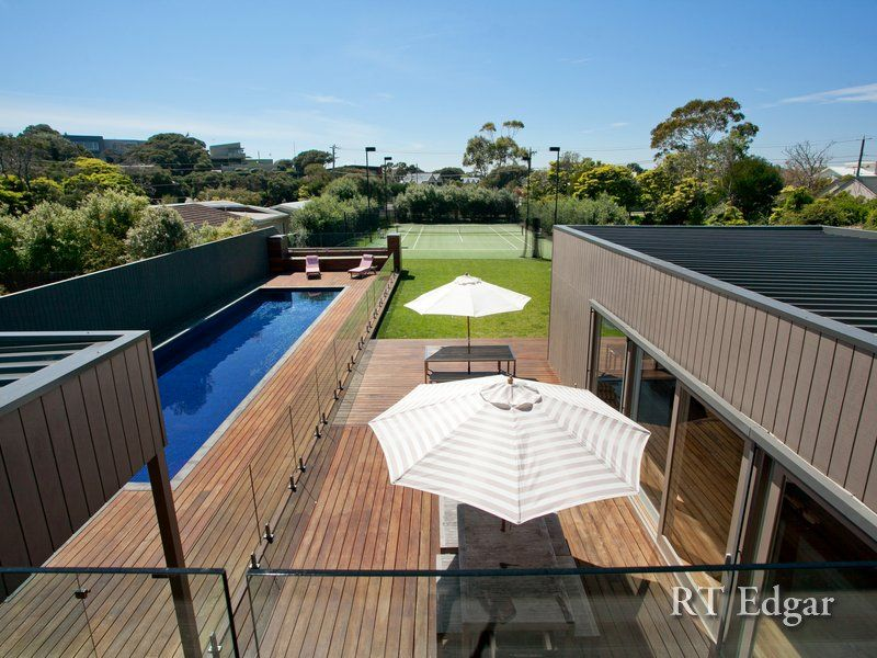 Blairgowrie luxury escape blairgowrie mornington Public swimming pools mornington peninsula
