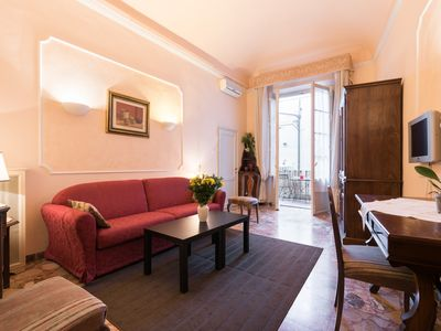 Photo for 1BR Apartment Vacation Rental in Florence, firenze