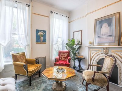 Photo for Charming Williamsburg Aparment In Prime Location 10 min away from center of NYC!