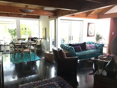 Photo for Cozy home in Berkeley Hills, a fabulous retreat and architectural gem!
