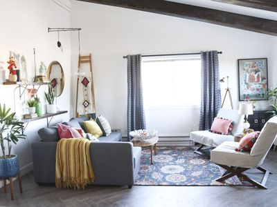 Photo for {Laui Loft}... Completely Redone Quaint & Whimsical Apt Above Historic Ski Shop!