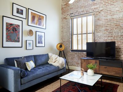 Photo for Sonder | Constance Lofts | Gorgeous 2BR + Laundry