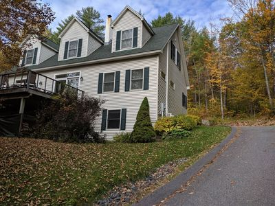 Photo for NEW! - 3 Bedroom / 2.5 Bath Stand Alone Home with Spacious Deck & Sun Room