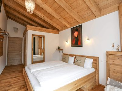 Photo for Double Room Balcony 4 - Landhaus Wiesner