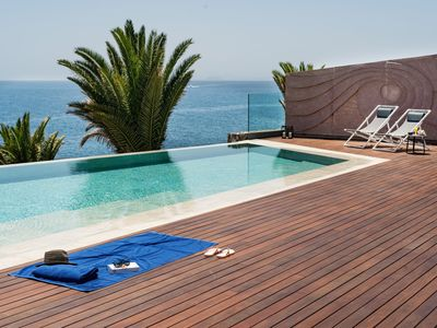 Photo for VILLA SERENITY WITH INFINITY POOL