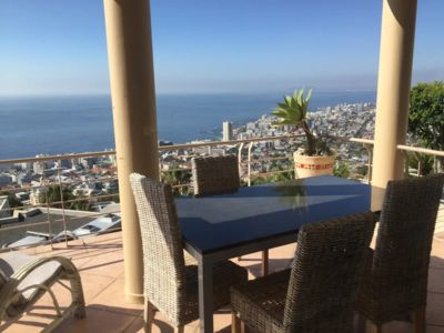 Photo for stay 1st class breathtaking views over table bay,.