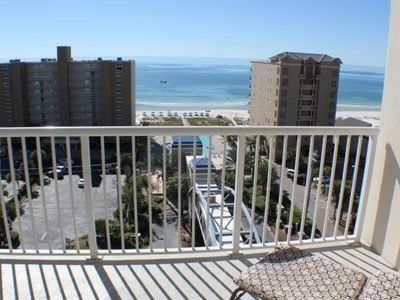 Crystal Tower 903 -  Beautiful unit. Amenities are great, but view is even better!