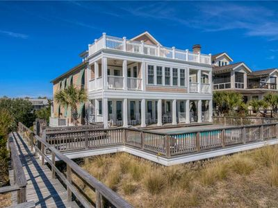 Photo for Le Phare: 6 BR / 7.5 BA house in Pawleys Island, Sleeps 18