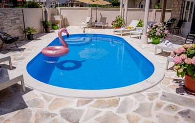 Photo for Villa Branka D1 apartment with Pool near Dubrovnik