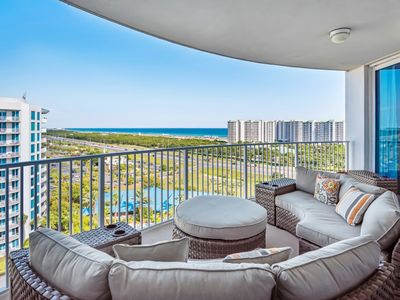 Photo for NEW! Palms of Destin 11th Floor ~ Pool & Gulf Views! Fall Specials!