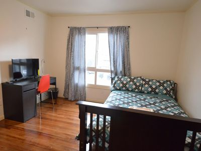 Photo for (2B) Large Room with Private Bathroom near SFSU, Bus, Shops and Restaurants - One Bedroom Bed and Breakfast, Sleeps 2