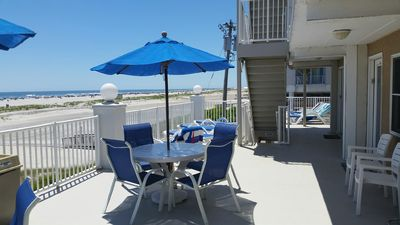 Summer Sands is a direct beach front condo complex.  Totally renovated condo.