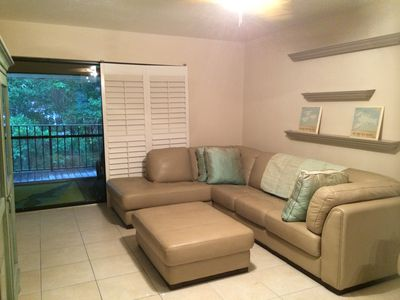 Available now for JanuaryMinutes to Barefoot Beach! on beautiful Gulf o
