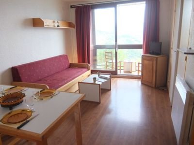 Photo for One bedroom Apartment, sleeps 6 in Le Cruet with Pool and WiFi