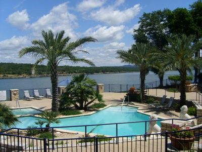 Photo for UNIT 1101 WATER VIEW OF MAIN LAKE AND BEAUTIFUL NORTH POOL