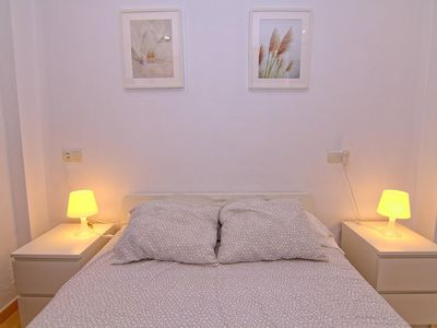Photo for Apt 3 bedrooms on the beach front of Fuengirola