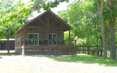 Photo for 1BR House Vacation Rental in Center Point, Texas