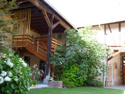 Photo for The Cour de Clémence Charming cottage 4 ears refined, combining tradition & modernity