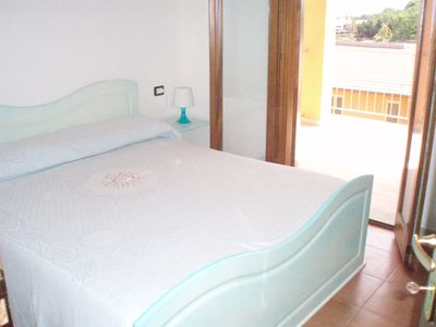 Photo for Modern 1bed apartment(sleep 4)sea view only 700mt from sea