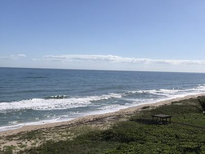 Photo for Paradise on the beach!! 2 bedroom, 2 bath condo with ocean views & ocean access.