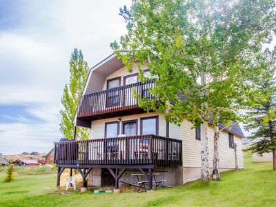 Photo for Family-friendly home w/ lake views & decks - minutes to local attractions!
