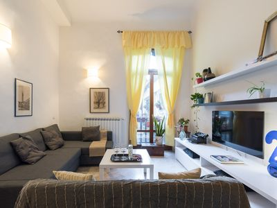 Photo for Spacious apartment under the Dome.