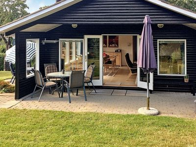 Photo for Alluring Holiday Home in Borkop Jutland with Terrace