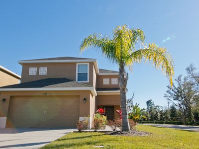 Photo for Enjoy Orlando With Us - Veranda Palms Resort - Feature Packed Contemporary 4 Beds 3 Baths Villa - 6 Miles To Disney