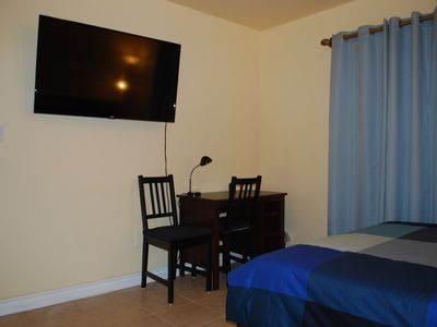 Photo for Room 4/ all new/ parking/ prvt bth/ 4K TV/ near Universal and Hollywood