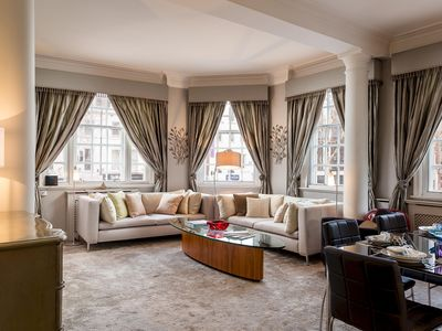 Photo for Air condition Knightsbridge 2-bedroom suite