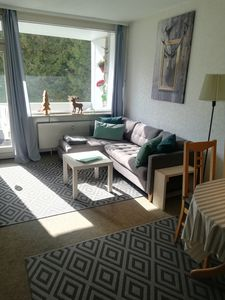 Photo for Calm. Cozy. Sunny. Cheap 3 bedroom apartment