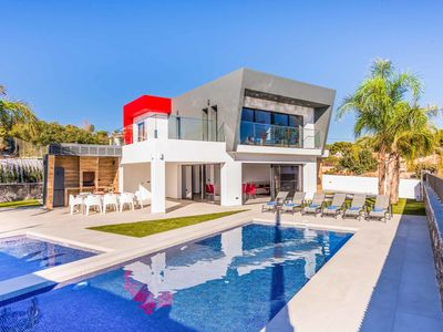 Photo for Very Exclusive and Stunning Villa Lux Calp