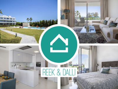 Photo for The Belaire - 3 bedroom apartment close to beach RDR128