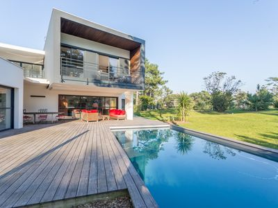 Photo for ANGLET CHIBERTA, HOUSE WITH SWIMMING POOL - BL284 - BARNES