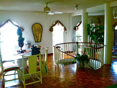 Photo for 1st Class Villa best location in J,  Sleeps 7 personal Cook