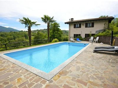 Photo for Detached 2½-room house with private pool and large plot