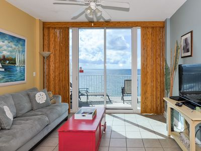 Photo for LIGHTHOUSE! Popular Property! ~ 1 BR Beach Front! XTRA BATH! *FREE Nights!