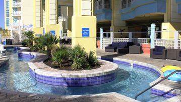 Wyndham Ocean Boulevard, North Myrtle Beach, SC, USA
