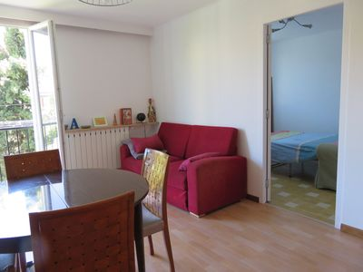 Photo for Spacious T3, Beach, Old Port, Parking, Quiet