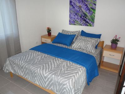 Photo for Adorable  apartment with terrace and beautiful sea view.Near the sea bay!