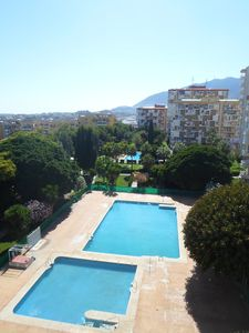 Photo for Studio renovated in residence with 4 swimming pool 800m from the beach