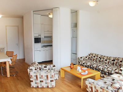 Photo for Apartment Wohnung Nr. 3 in Ruvigliana - 5 persons, 2 bedrooms