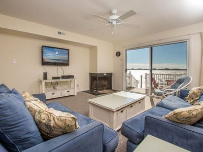 Photo for Enjoy incredible bay views from this newly remodeled 3BR, 2BA townhouse.
