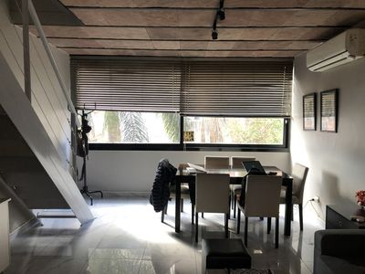Photo for Bright duplex in the heart of Palermo fully equipes. Ultra confort stays!