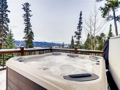 Photo for Spacious Home With Impressive Views And Private Hot Tub