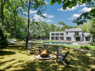 Photo for Completely Renovated East Hampton Modern Retreat