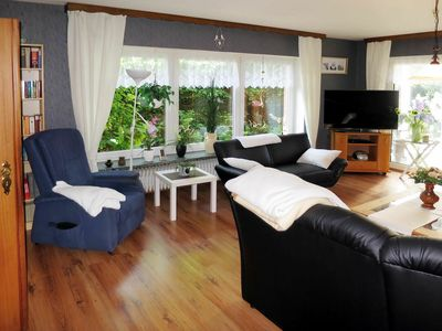 Photo for Lovely apartment for 9 people with WIFI, TV, balcony, pets allowed and parking
