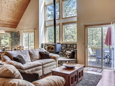 Photo for Treetop Chalet, North Lake Tahoe,Kingswood, Close to Northstar and Kings Beach