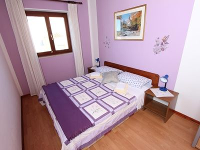 Photo for Apartment 312 m from the center of Rovinj with Internet, Air conditioning, Parking, Balcony (523629)